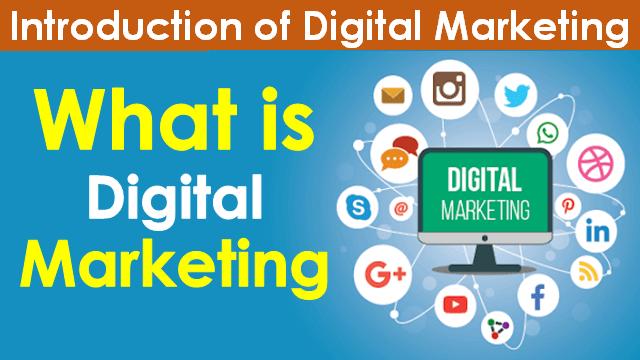 What is Digital Marketing & Advertising?