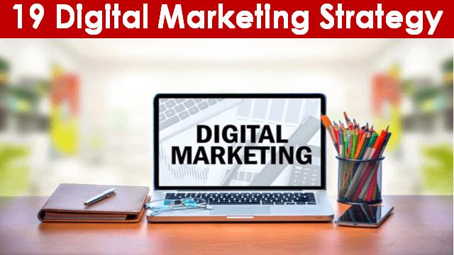 Digital Marketing Strategy Sample