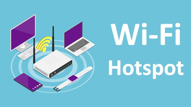 What is a hotspot | How does a hotspot work